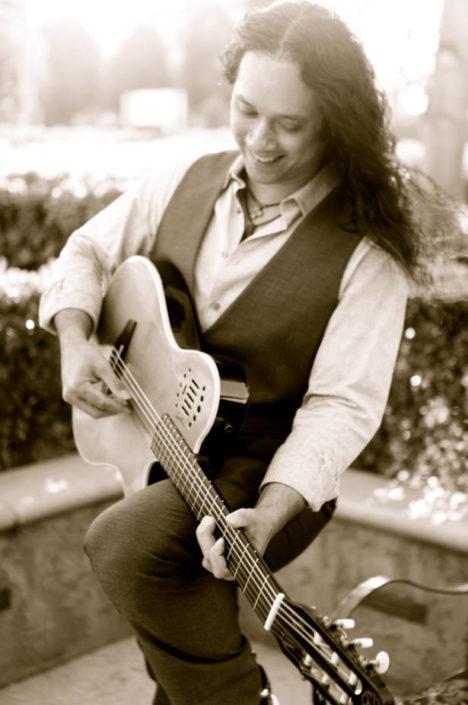 Russ Hewitt Latin Flamenco
